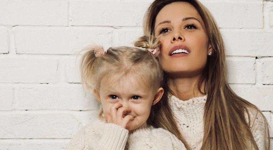 «Артисткой будет»: 5-летняя дочь Марии Горбань записала длямамы песню