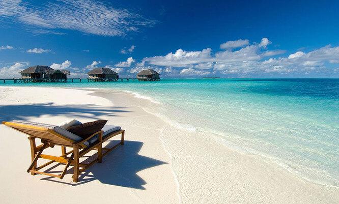 Райский уголок на Мальдивах. Ожидания