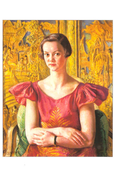 Дама по фамилии Рыцарь: как банкротство семьи сделало знаменитую художницу Британии