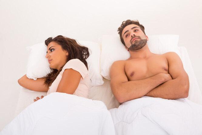 Как вернуть секс вбраке? Неначинайте им заниматься
