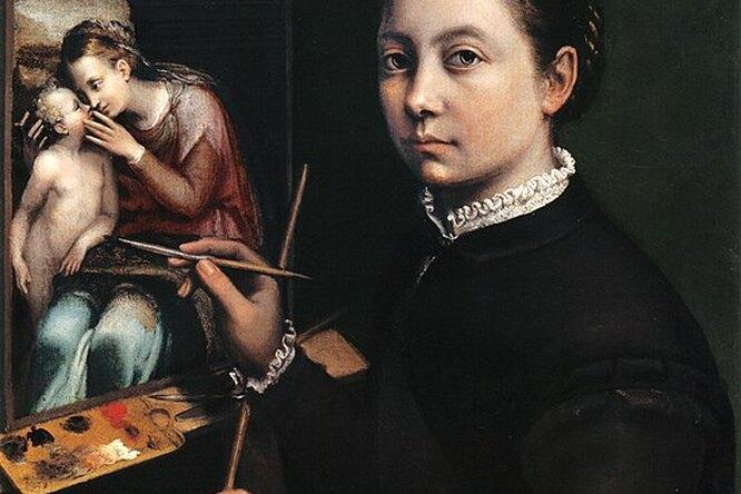 Софонисба: как художница покорила католические Италию иИспанию