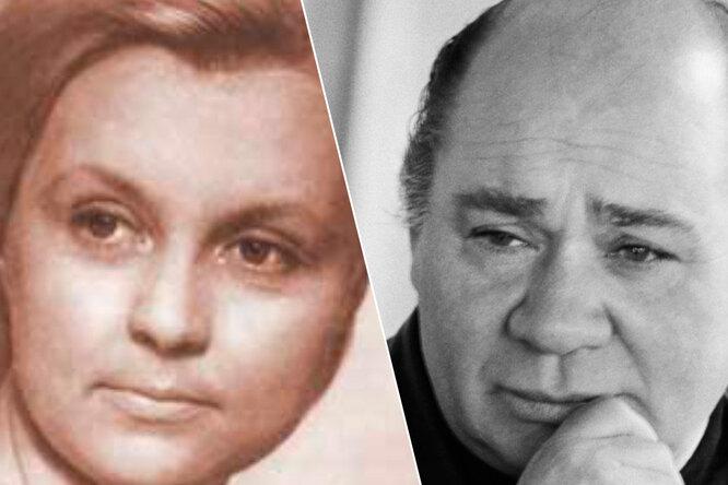 Настоящая любовь: Евгений иВанда Леоновы