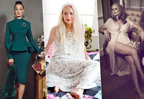 Не время для пенсии: женщины, которые стали моделями после 50 лет