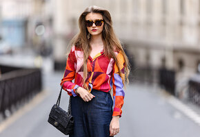 Яркая рубашка: 5 способов носить самую модную вещь сезона