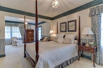 Так выглядят спальни