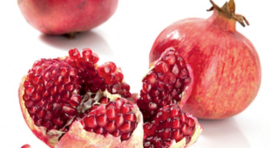 Гранат - плод скороной