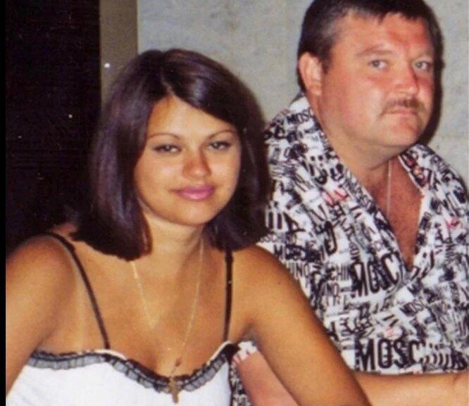 Ирина и Михаил Круг. Архивное фото