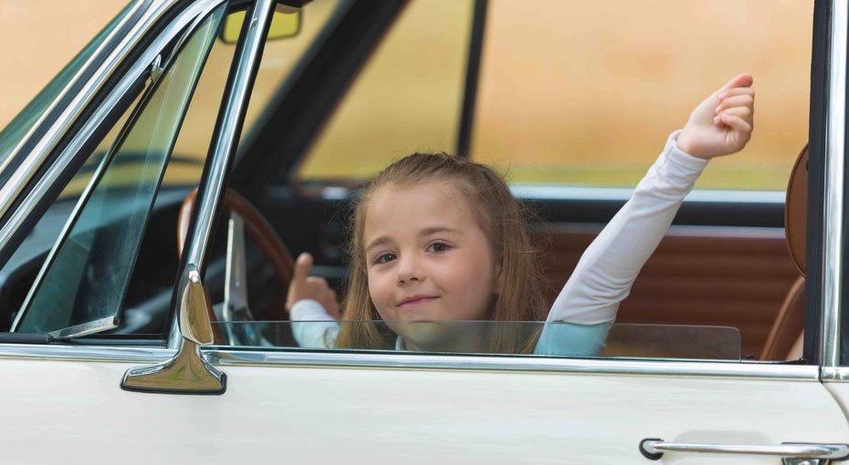 Десятилетняя девочка угнала машину матери ради покупки бургеров