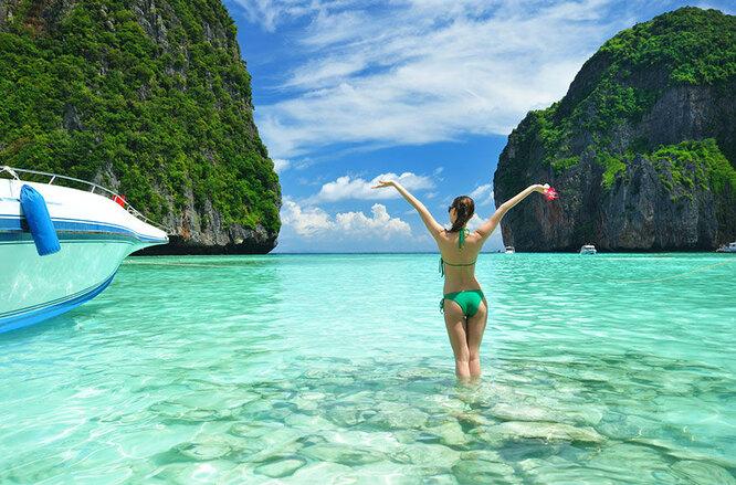 Тайские пляжи. Ожидания