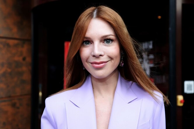 «Копия мамы»: Наталья Подольская показала старшую сестру вдень ее рождения