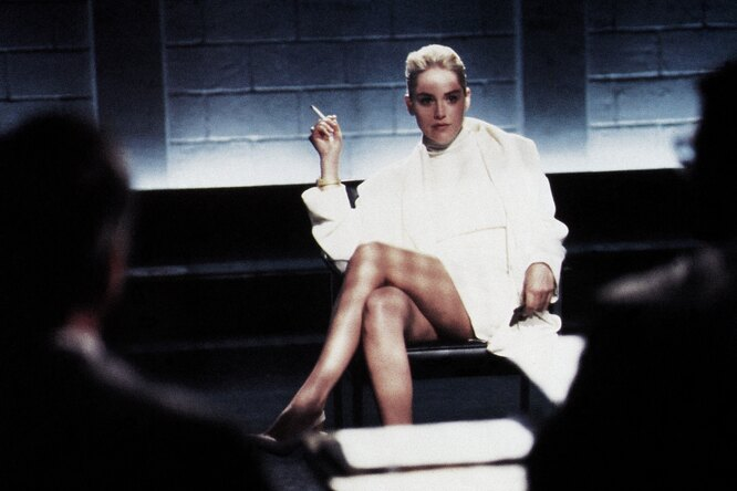 5 фактов окниге Шэрон Стоун: сцена из«Основного инстинкта», инсульт иборьба