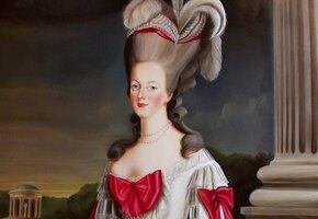 Рисовая мука, блохи, духи и мыши: что можно было найти в волосах дам 18 века