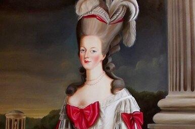 Рисовая мука, блохи, духи имыши: что можно было найти вволосах дам 18 века