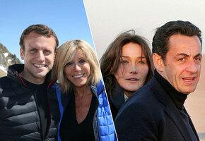 Не только мадам Макрон: любимые женщины французских политиков