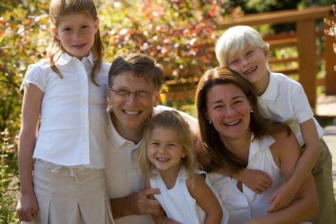 «Он неошибся»: читайте главу изновой книги Мелинды Гейтс