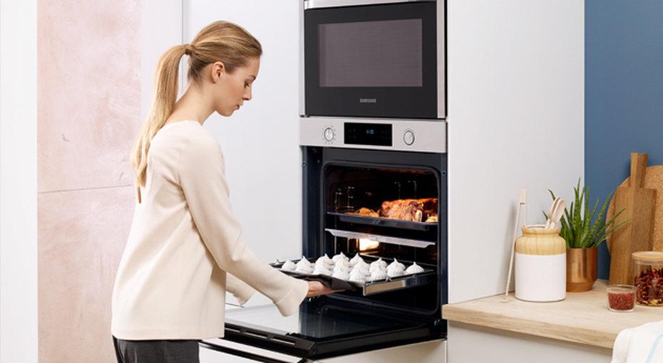 Выбираем идеальную духовку вместе сSamsung