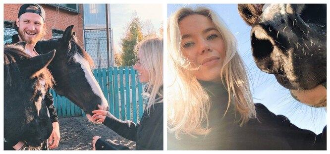 Мария Гончар и Иван Телегин путешествуют по России