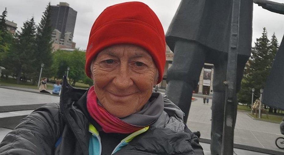 «Это жизнь. Это Сибирь»: 69-летняя велосипедистка изИталии путешествует поРоссии иведет блог