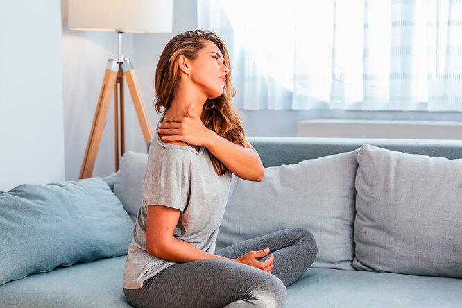 7 упражнений, которые помогают приболи вшее иплечах
