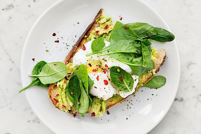 7 простых красивых илегких авторских завтраков отАльбины