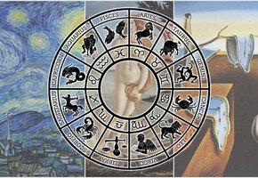 Гороскоп картин: знаки зодиака и знаменитые полотна