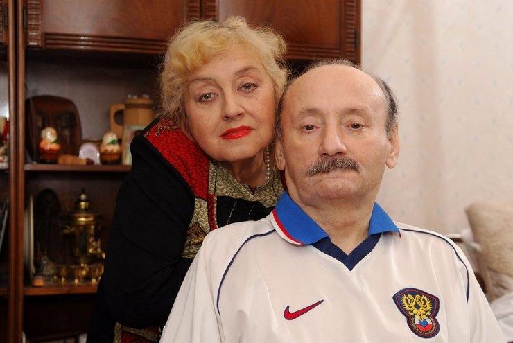 История любви Семена Фарады иМарины Полицеймако