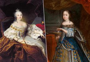 Принцессы  — жертвы домогательств своих царственных отцов и братьев
