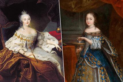Принцессы  — жертвы домогательств своих царственных отцов ибратьев