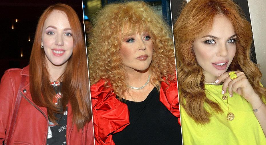 10 самых красивых рыжеволосых звезд. Это их натуральный цвет волос!