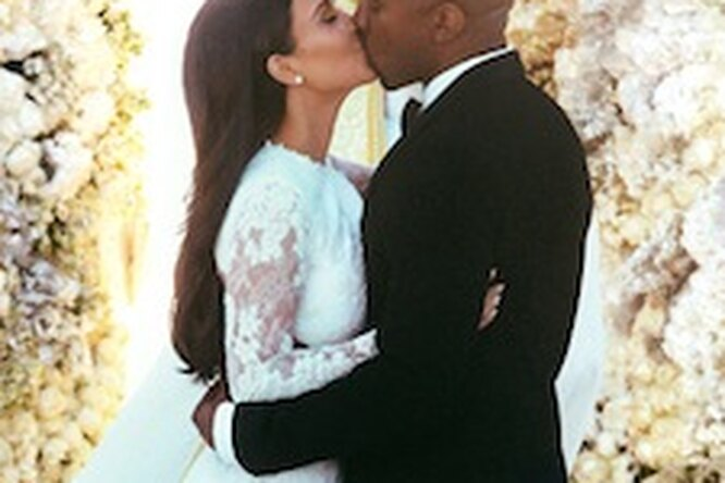 Подробности свадьбы Ким Кардашьян иКанье Вест