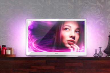 Новый телевизор Philips DesignLine: торжество стиля итехнологий!