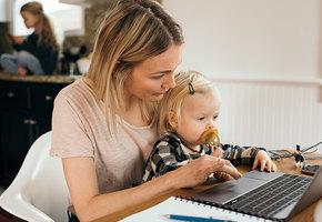 Когда мама занята. Возможно ли совместить самореализацию и семью?