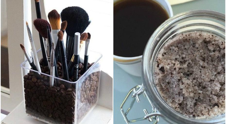 Как можно использовать кофе взернах икофейную гущу. 15 невероятно полезных способов