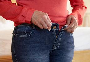 Как выбрать брюки для полных женщин: 5 основных правил
