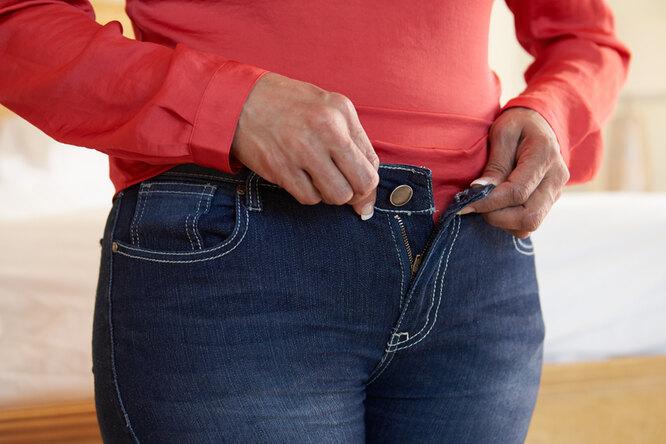 Как выбрать брюки дляполных женщин: 5 основных правил
