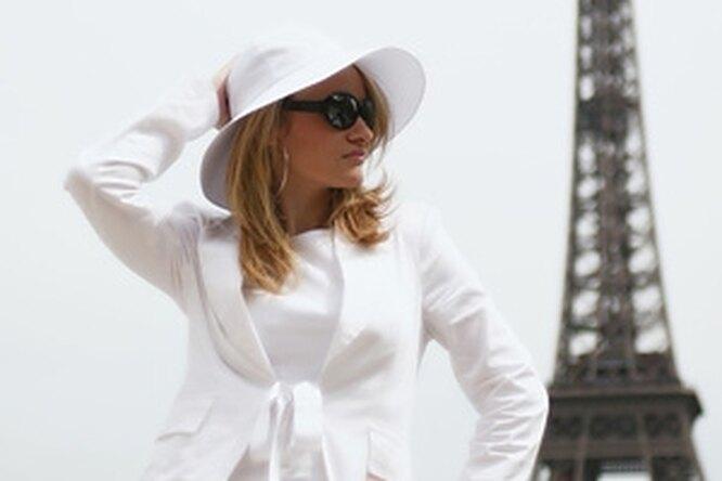 Парижанкам разрешили брюки