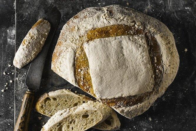 Закваска для домашнего хлеба