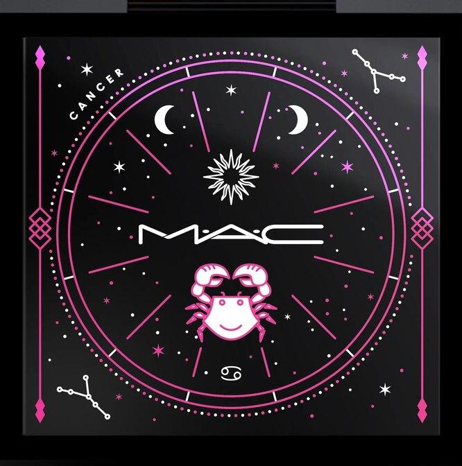 Астрологическая палетка, MAC, 750 руб