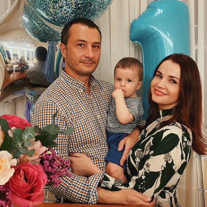 Екатерина Вуличенко, Марат Гуданаев