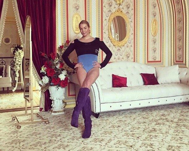 Диета Анастасии Волочковой для похудения