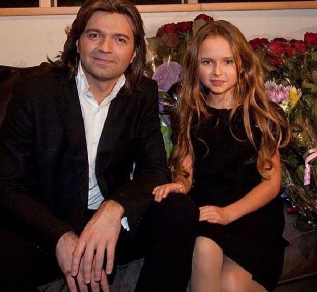 Стефания Маликова и Дмитрий Маликов