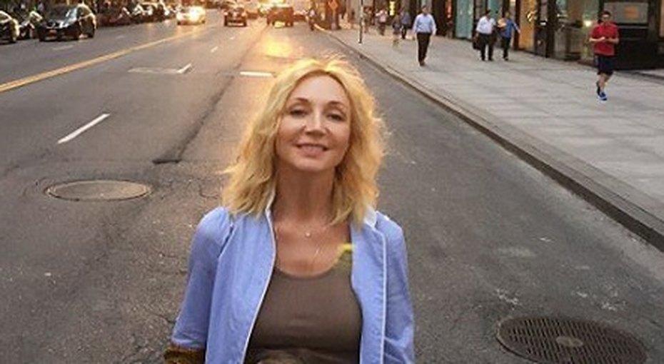 45-летняя Кристина Орбакайте показала снимок безмакияжа