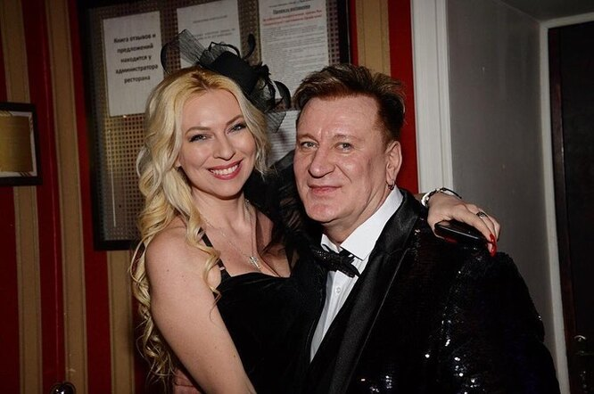 Сергей Пенкин с Владленой