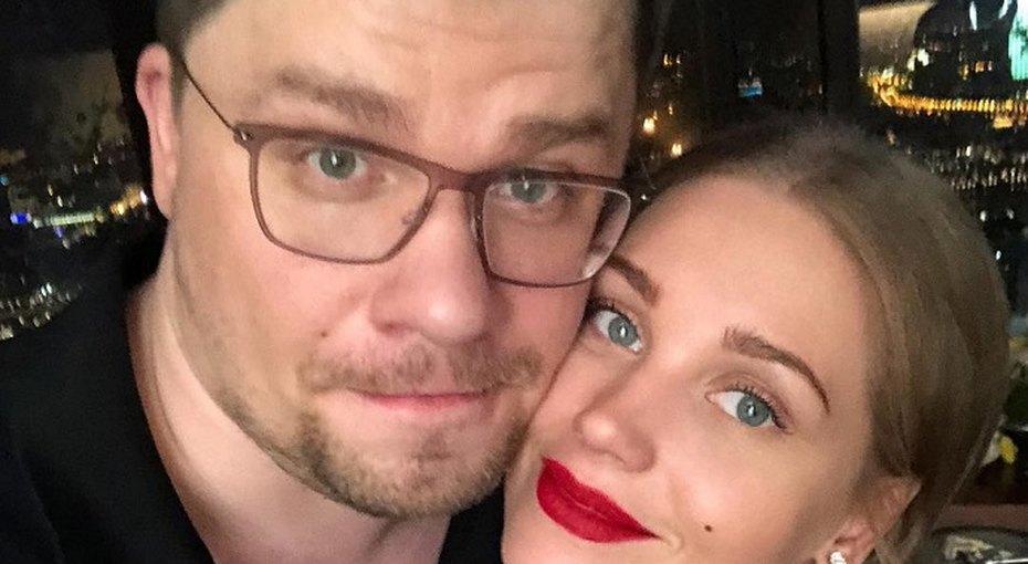 Кристина Асмус иГарик Харламов отпраздновали годовщину свадьбы