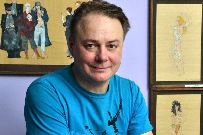 Кто такой майор Кораблев? Секреты петербургского актера Игоря Николаева