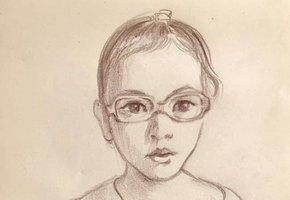 Вот как выглядит девочка С., которую родители 5 лет держали в элитной клинике Москвы