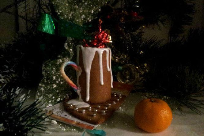 """Сладкий подарок  """"Чайная пара """""""