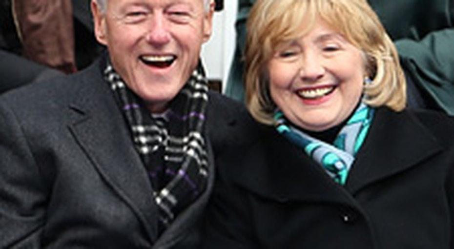 Хиллари Клинтон разводится смужем