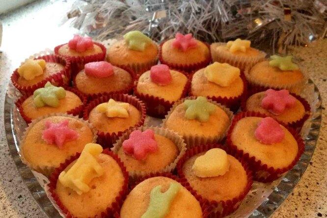 Сахарное печенье с марципаном!, Олеся Мельникова