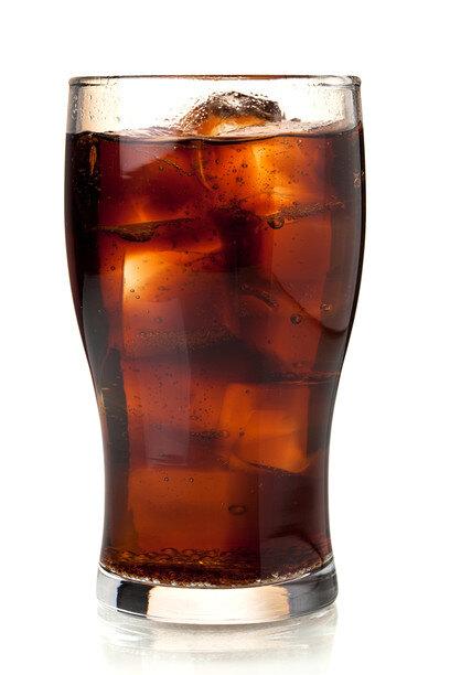 Холодные газированные напитки